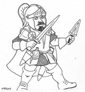 gnomecavalier