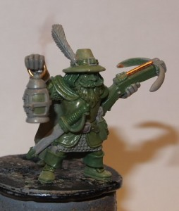 Dwarf Inquisitor